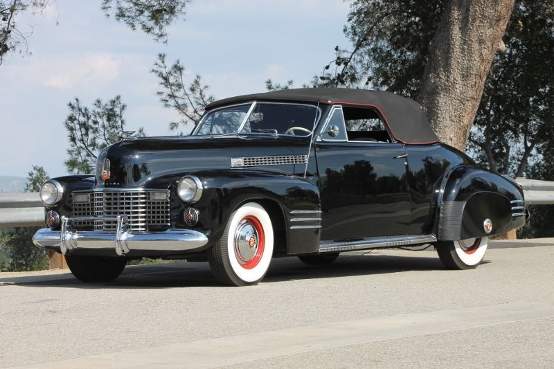 Cadillac series convertible coupe good ole wheels