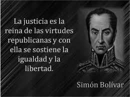 Resultado De Imagen Para Pensamientos De Simon Bolivar