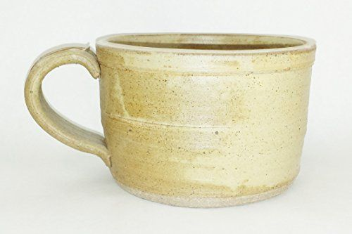 Ceramic Flat Rim Two-eared Rim Handle by Update International Ounce SET OF 2-10 Oz. Crock Bowl French Onion Soup Bowl Single-Serving Two-Tone Color