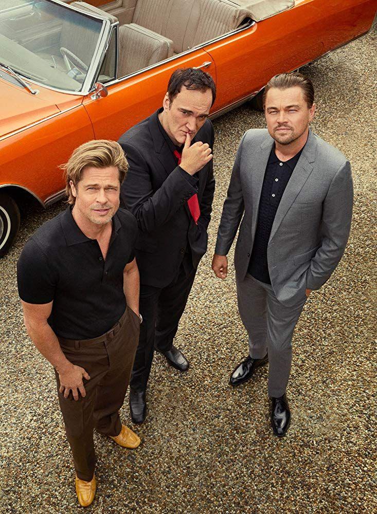 érase Una Vez En Hollywood Película Completa Brad Pitt Leonardo Dicaprio Quentin Tarantino Movies