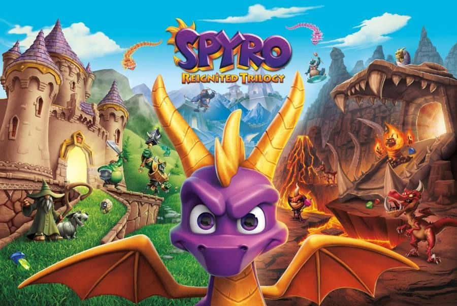 cool Spyro Reignited Trilogy Gets PC Port Listing | Trendy Leaks