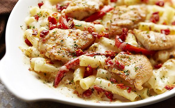 Smoked Mozzarella Chicken | Dinner menu, Mozzarella ...