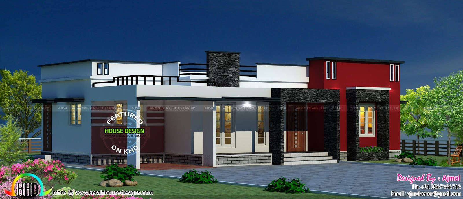 House design under 20 lakhs - Rs 20 Lakhs Cost Home Jpg 1600 689