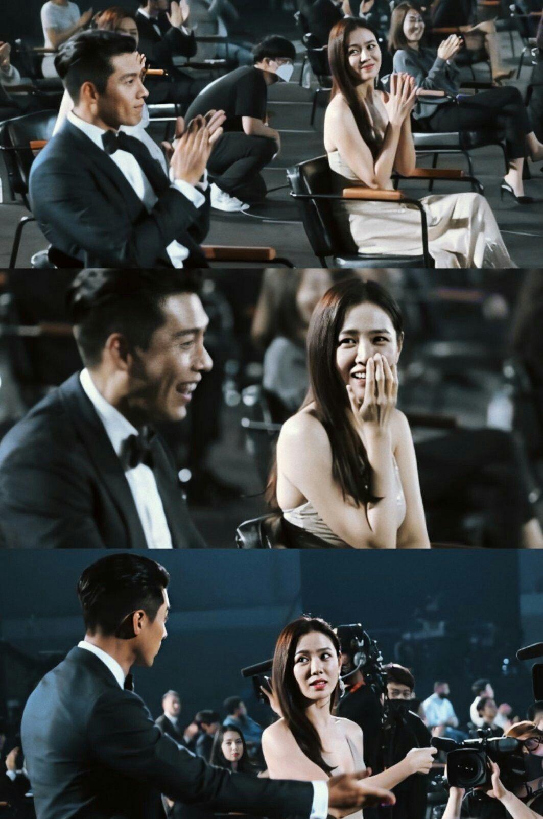 Baeksang Arts Awards 2020 in Hyun Bin and Son Yejin in 2020 | Hyun bin,  Famous movies, Actors