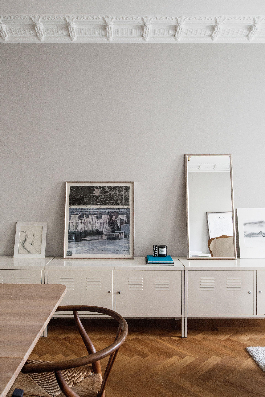 Wohnzimmer Wohnen Ikea Ps Schrank Schrnke Mbel Innenarchitektur Kochnische Interior Ideas