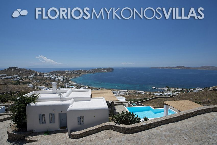 A private parking and garden pathway leads to the villa's own entrance and outdoor areas. The villa guarantees privacy in Mykonos island thanks to its location on the estate. FMV1501 Villa for Rent on Mykonos island Greece. http://florios-mykonos-villas.com/property/fmv1501/