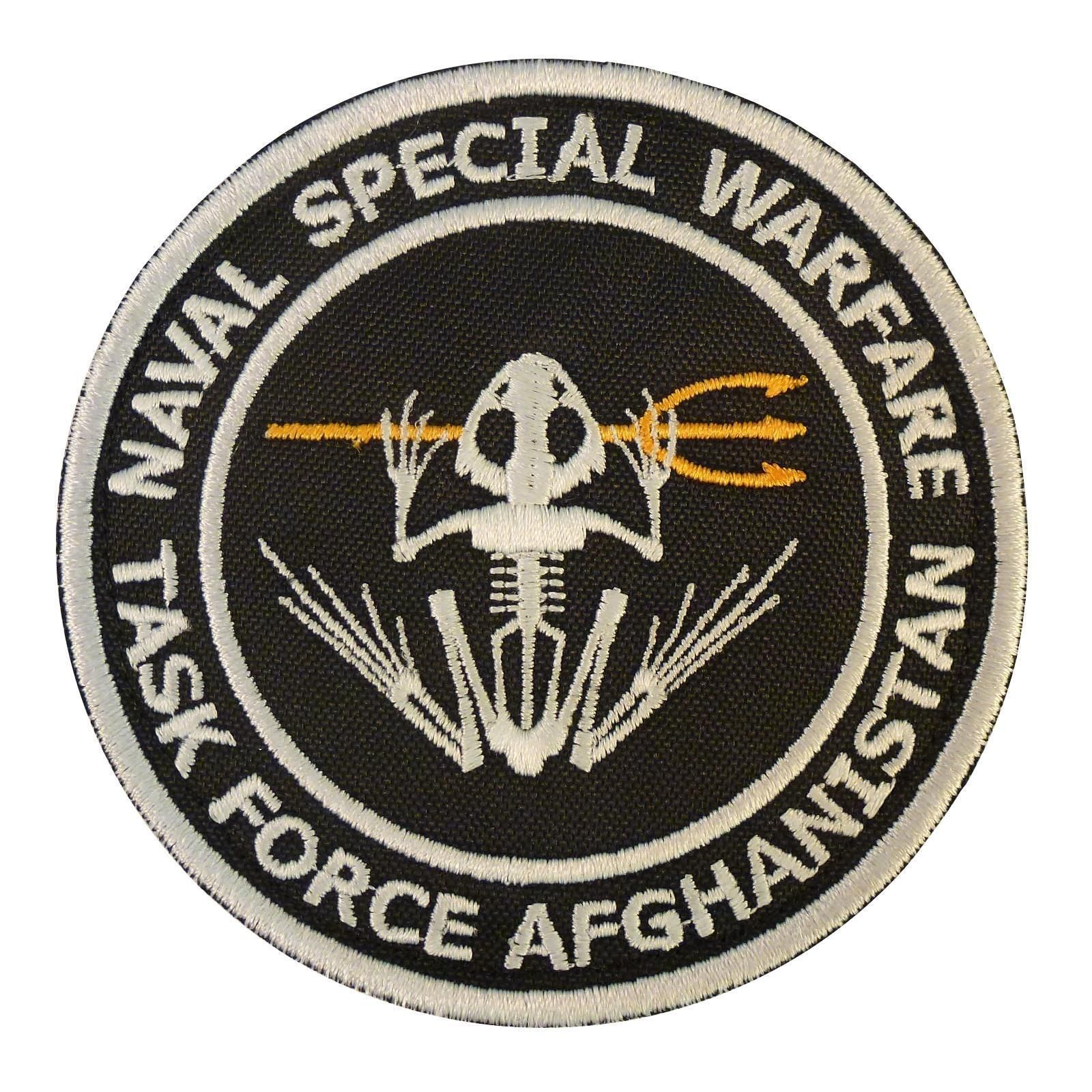 Us Navy Seals Task Force Afghanistan Morale Frogman Frog Sew Iron On Patch Us Navy Seals Navy Seal Tattoos Navy Seals