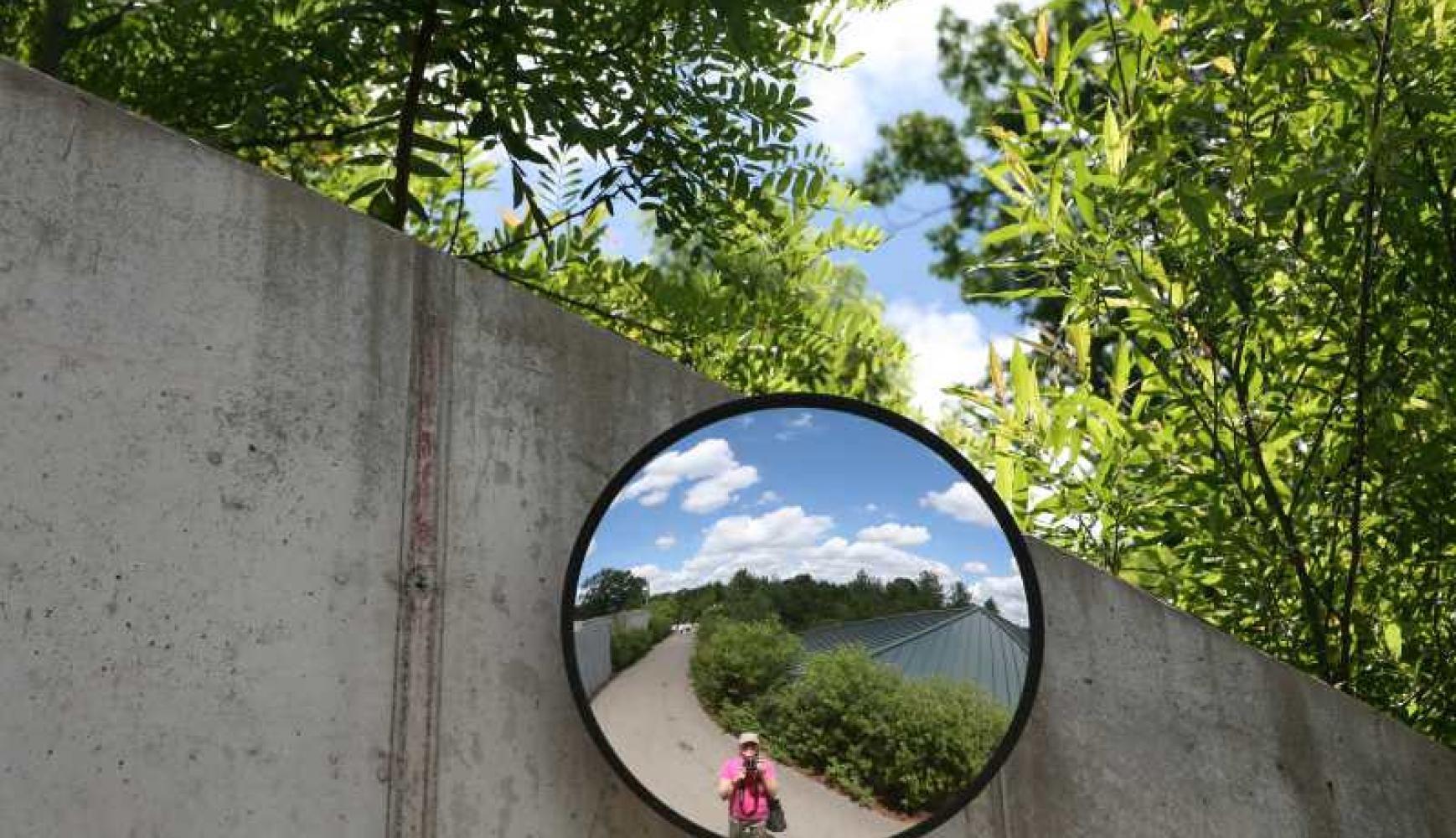 Espejos Convexos Concavos De Seguridad En Venezuela Espejo Convexo Espejos Espejo Concavo