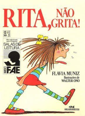Rita Nao Grita Letramento Na Educacao Infantil Livros De