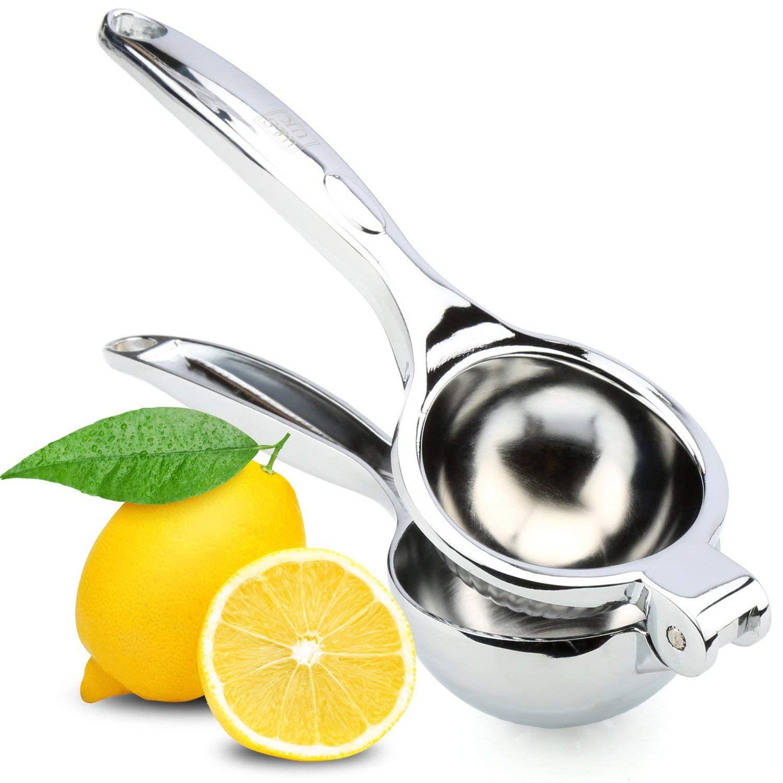 Lemon Squeezer Manual Citrus Fruit Juicer Kitchen Lime Orange Fruit Press UK