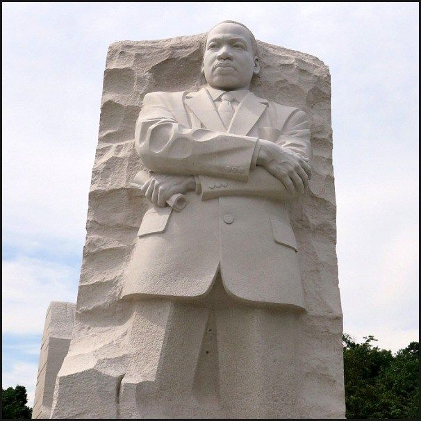 Family Favorite Moments & Must See Sights in Washington DC - Martin Luther King Jr Memorial