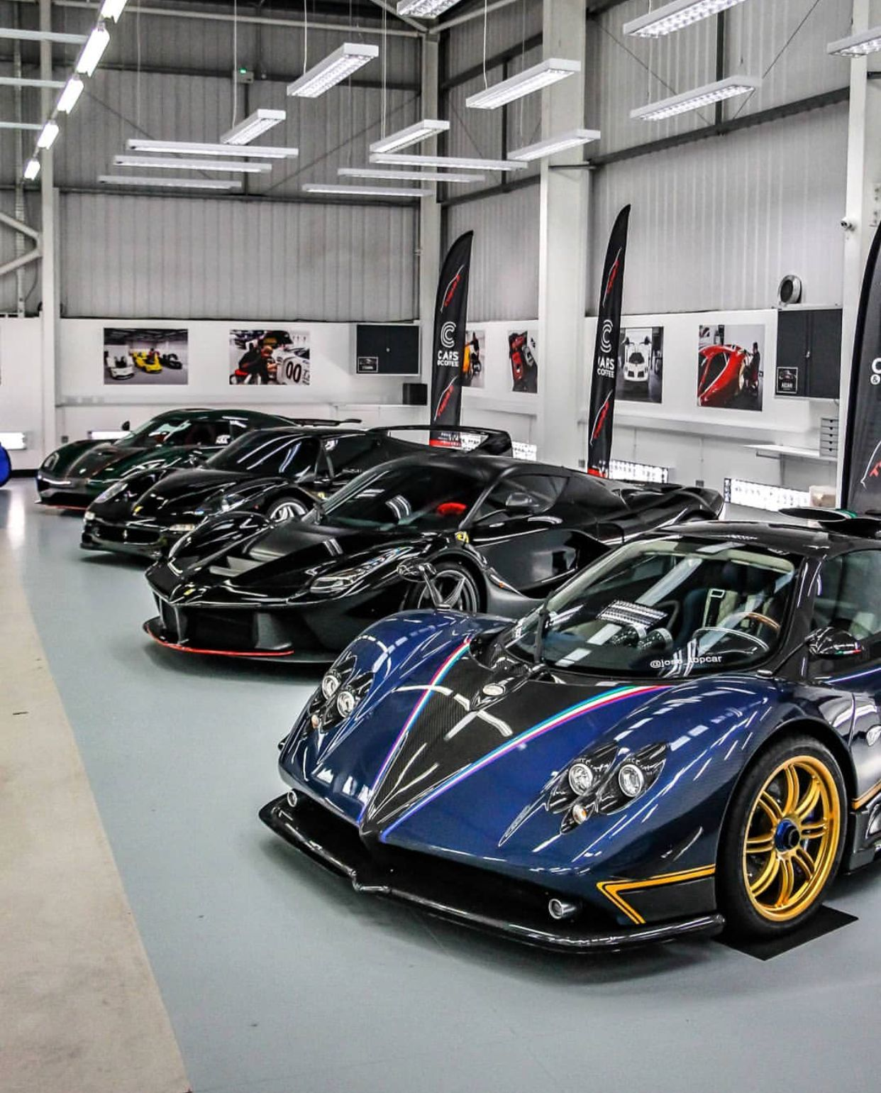 Hyper Car Collection Dream Cars Super Cars Fast Cars
