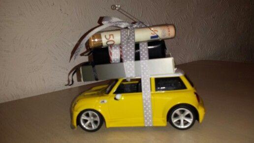 geldgeschenk zum 18 geburtstag f hrerschein geschenkverpackung pinterest f hrerschein. Black Bedroom Furniture Sets. Home Design Ideas