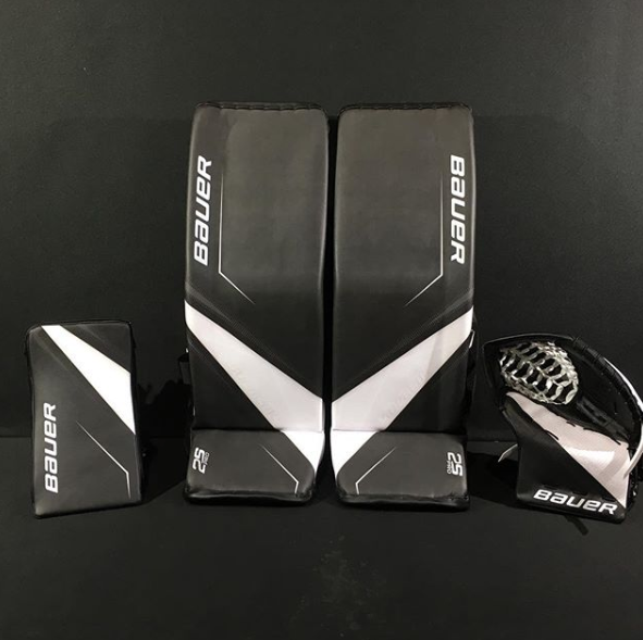 Bauer 2s Goalie Gear Review Worth The Money Goalie Coaches Goalie Gear Goalie Pads Hockey Goalie Pads