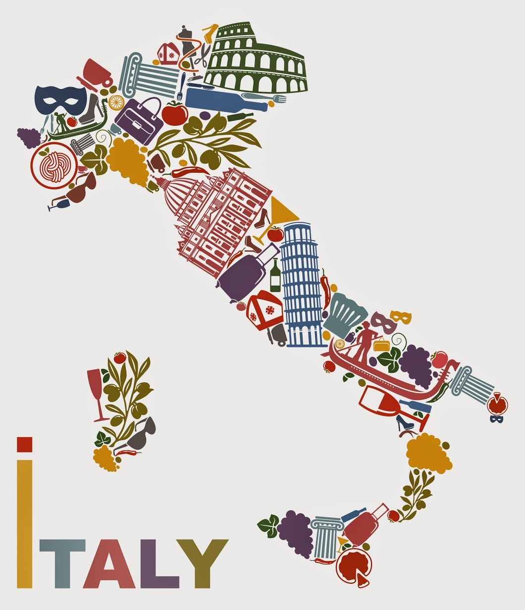Pin By Ireneilseaustin On Projects To Try In 2019 Italy Map