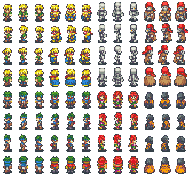 Pin by Peter Szegedi on Top-down game art in 2019 | Rpg