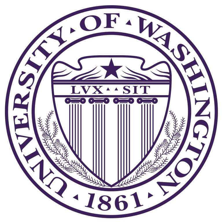 Uw Logo And Seal University Of Washington Logo Vector
