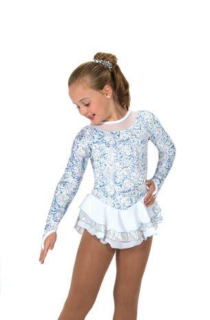 Jerry's Figure Skating Dress 34 - Frosty Morning https://figureskatingstore.com/jerrys-figure-skating-dress-34-frosty-morning/ #figureskating #figureskatingstore #figure #ice #skating #dress #dresses #icedance #iceskater #iceskate #icedancing #figureskatingoutfits #outfits #apparel #платье #платья #cheapfigureskatingdresses #figureskatingdress #skatingdress #iceskatingdresses #iceskatingdress #figureskatingdresses #skatingdresses #jerryskatingworld #jerrysworld
