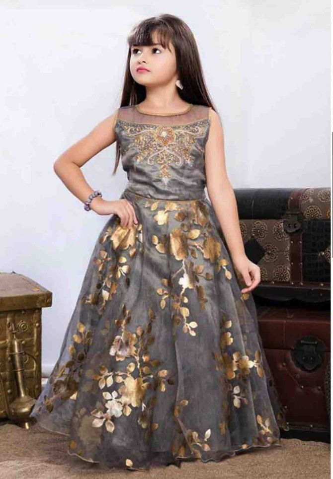 Pin by Gomathi on frock pattern   Kids designer dresses