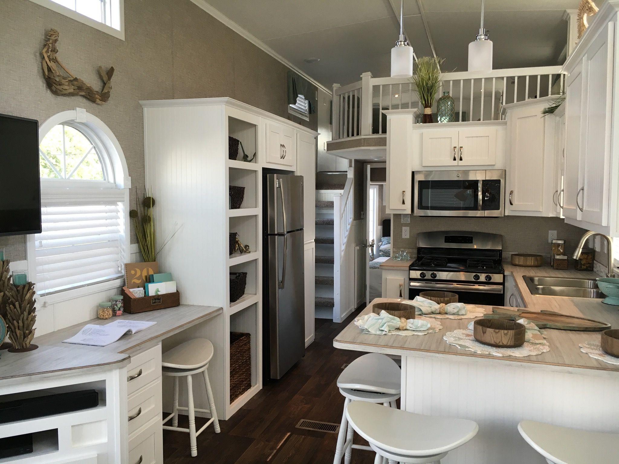 Furniture Ideas · Kropf Island Park Model