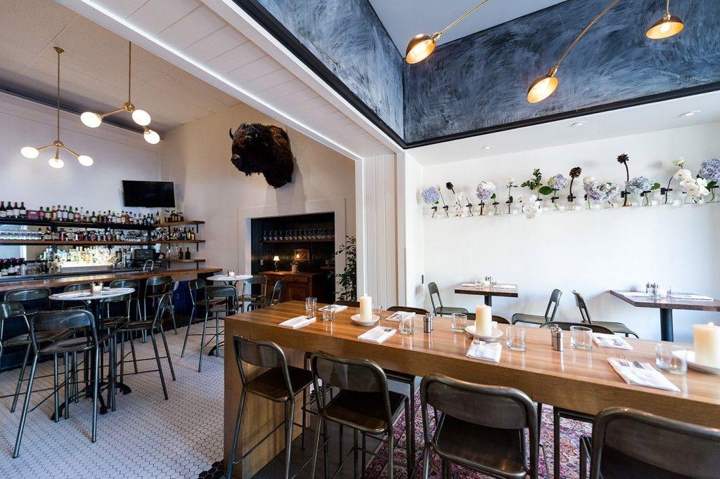 Lark Creek Kitchen Is An American Food Restaurant In Santana Row An
