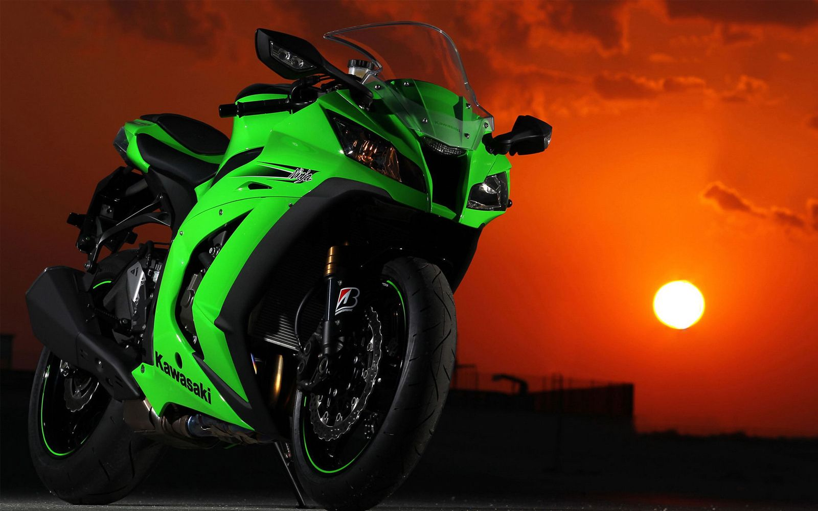 Kawasaki Ninja Zx10r HD Wallpapers 2 | Bikes Wallpapers | Pinterest