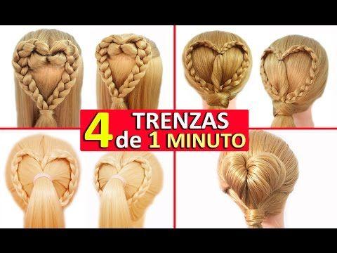 Peinados Faciles y Rapidos con Trenzas para Cabello Largo