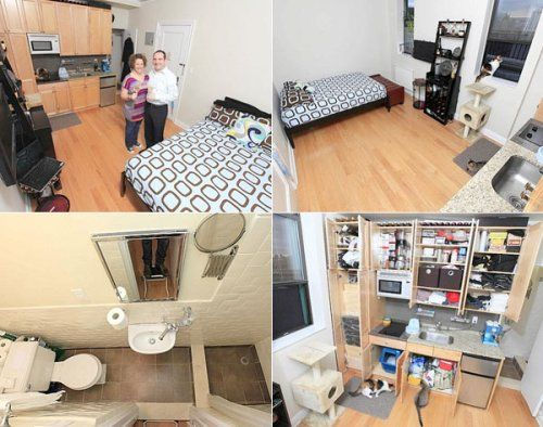 Micro Studio Apartments In Nyc Manolo For The Home