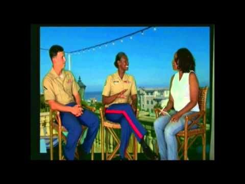 Refreshing Viewpoints - New video upload - Dr. Sharon Sellers Clark interview with SSgt Denise Goodwin and LCpl Paxton Edgy