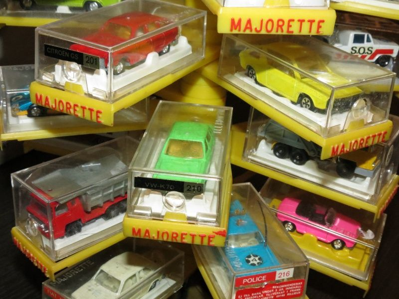 majorette boite cristal 1970 74 majorette voiture. Black Bedroom Furniture Sets. Home Design Ideas