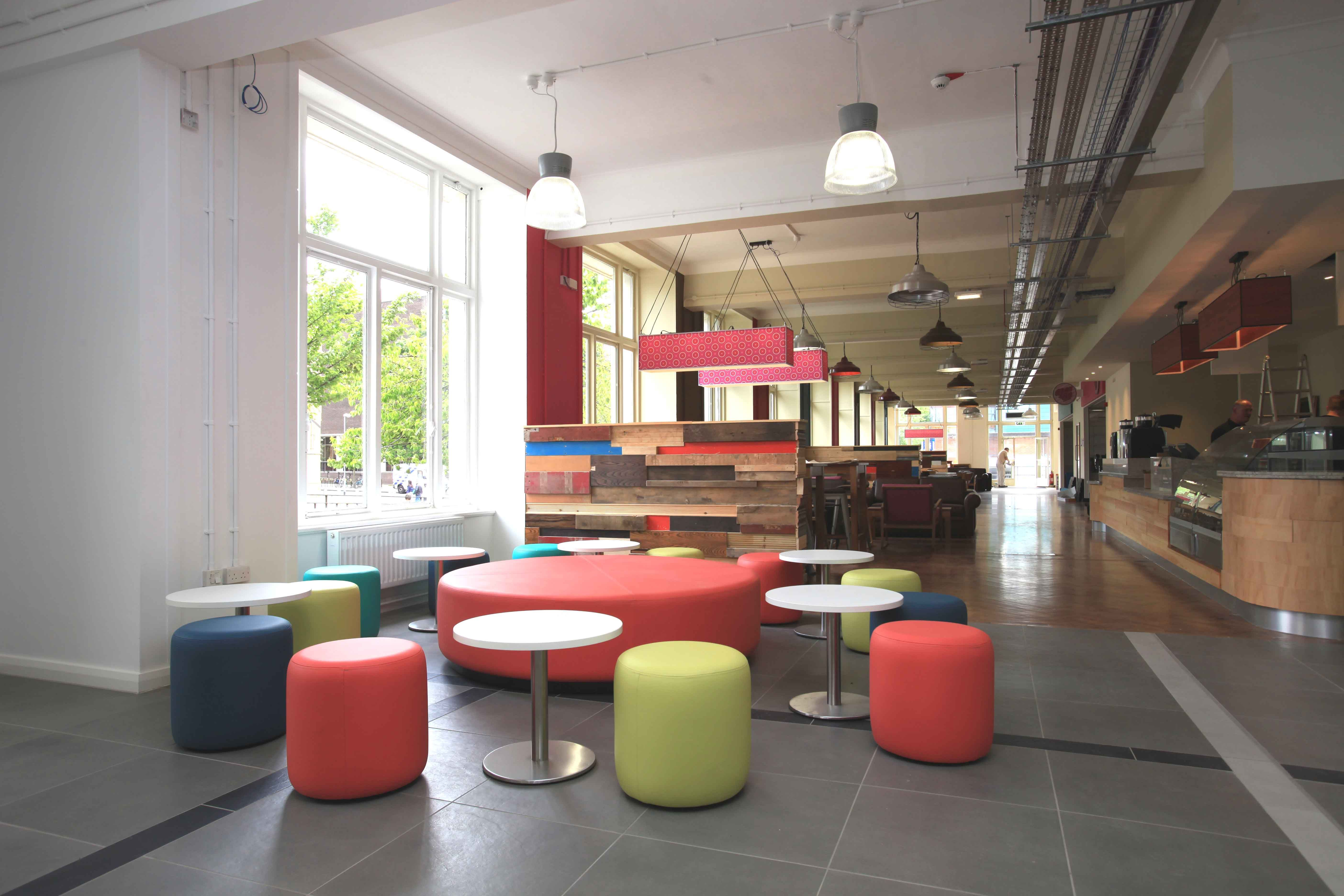 Students 39 union manchester university work inspiration - Oakland community college interior design ...