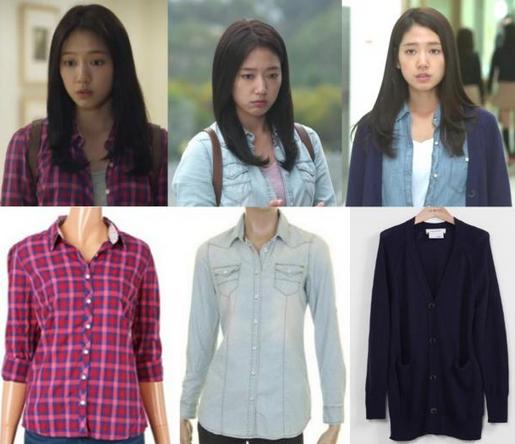 the heirs style park shin hye   Fall   Fashion, Star fashion, Clothes