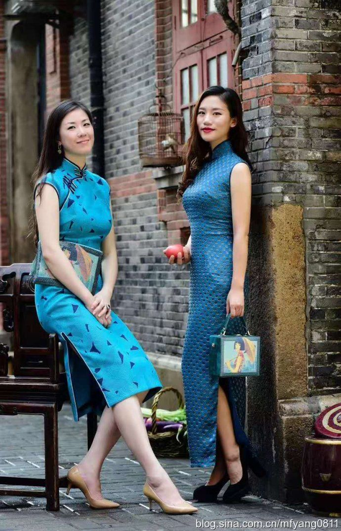 http://s11.sinaimg.cn/mw690/001QyHFQgy6R8227bv4da&690_PinbySherryGaoonQipaoin2019|Chineseclothing,Cheongsam,Chinesegown