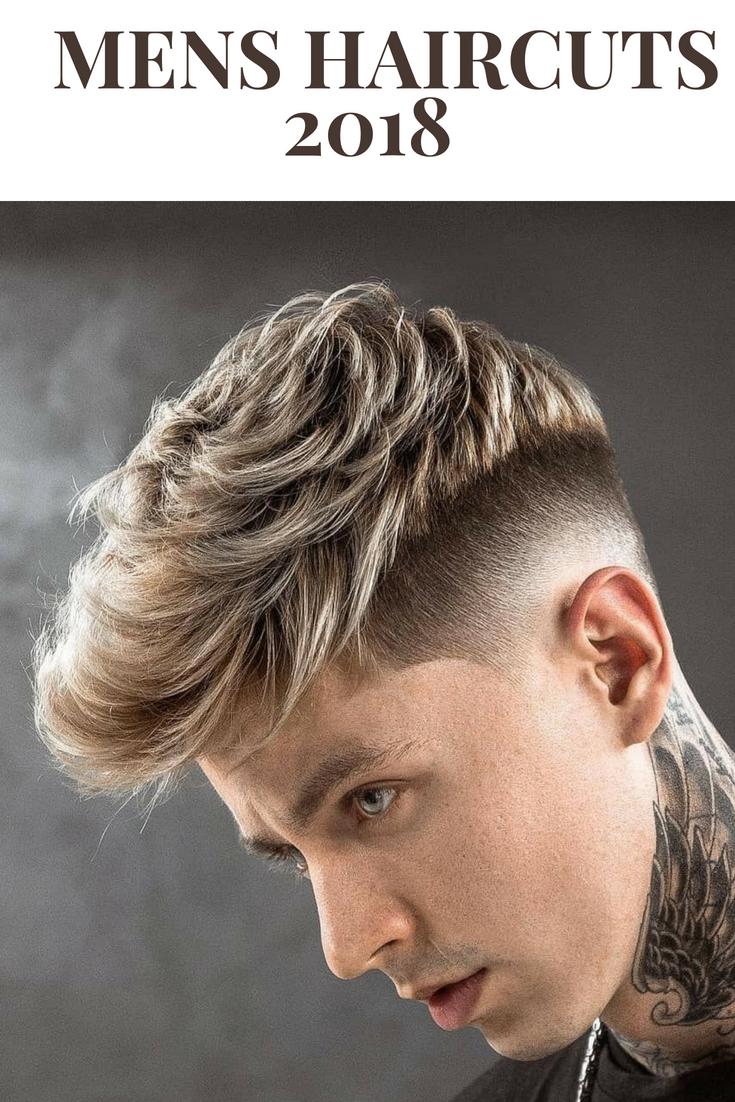 Men haircut styles 2018 mens haircuts  top  u pro barber tipsmens haircuts  top