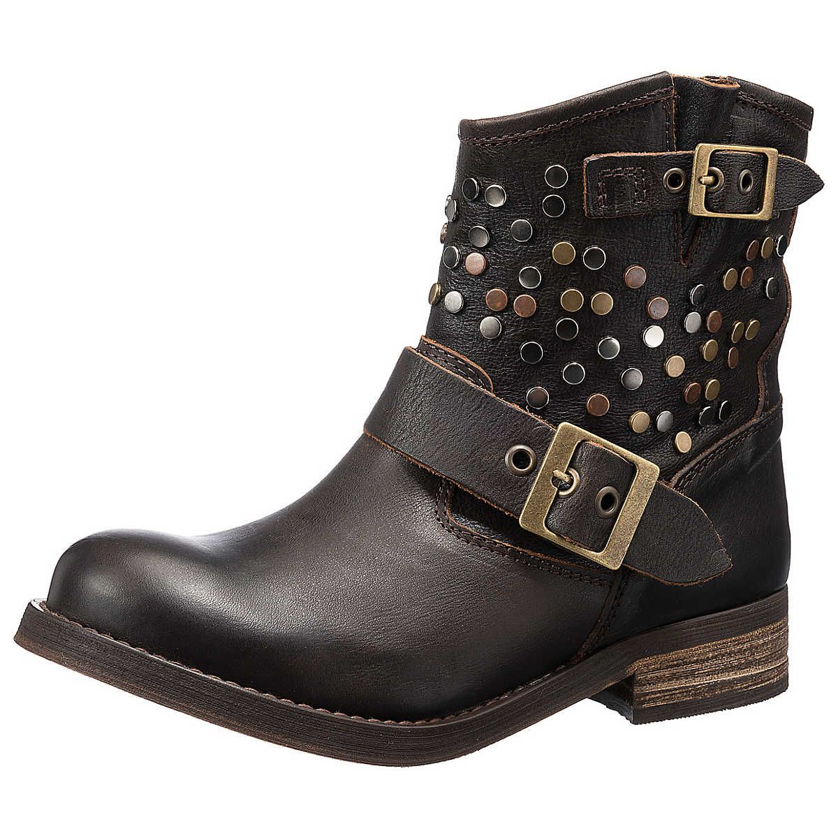 Buffalo BootsFashion SchuheSchuhe Biker Shoes Damen ZPiuOkXT