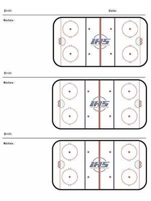 3 Rink Ice Hockey Practice Sheet Https Www Pinterest Com Usatrendingsports Hockey Hockey Drills Hockey Coach