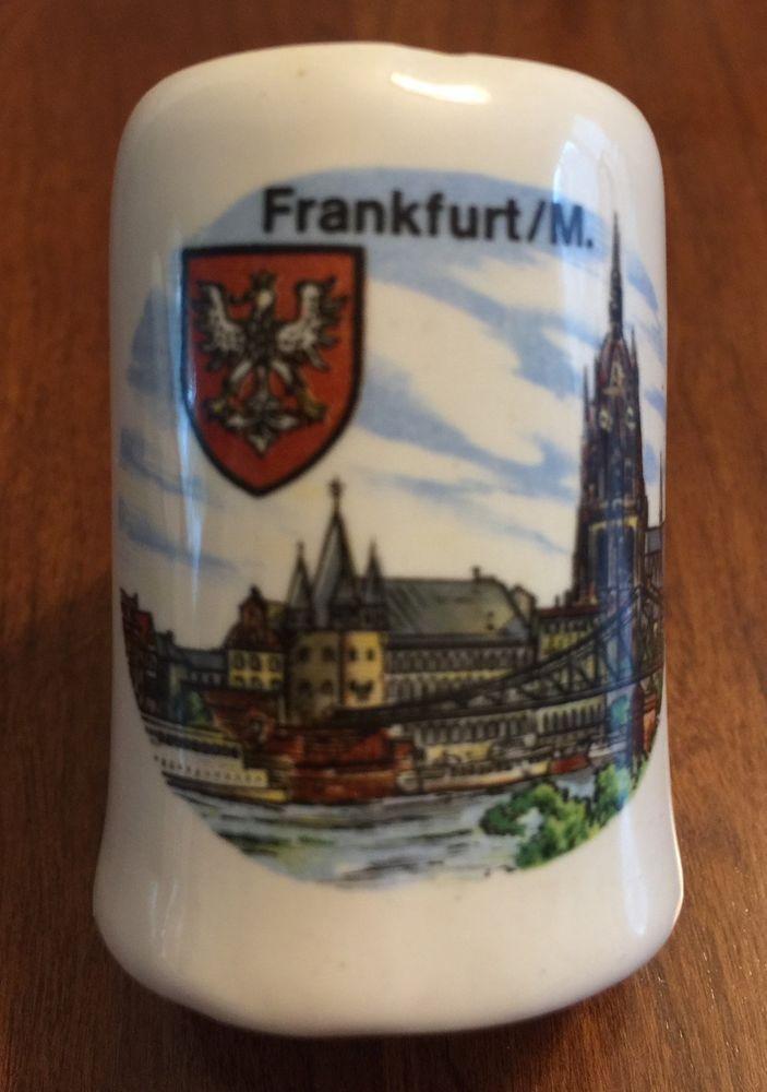 Souvenir Frankfurt