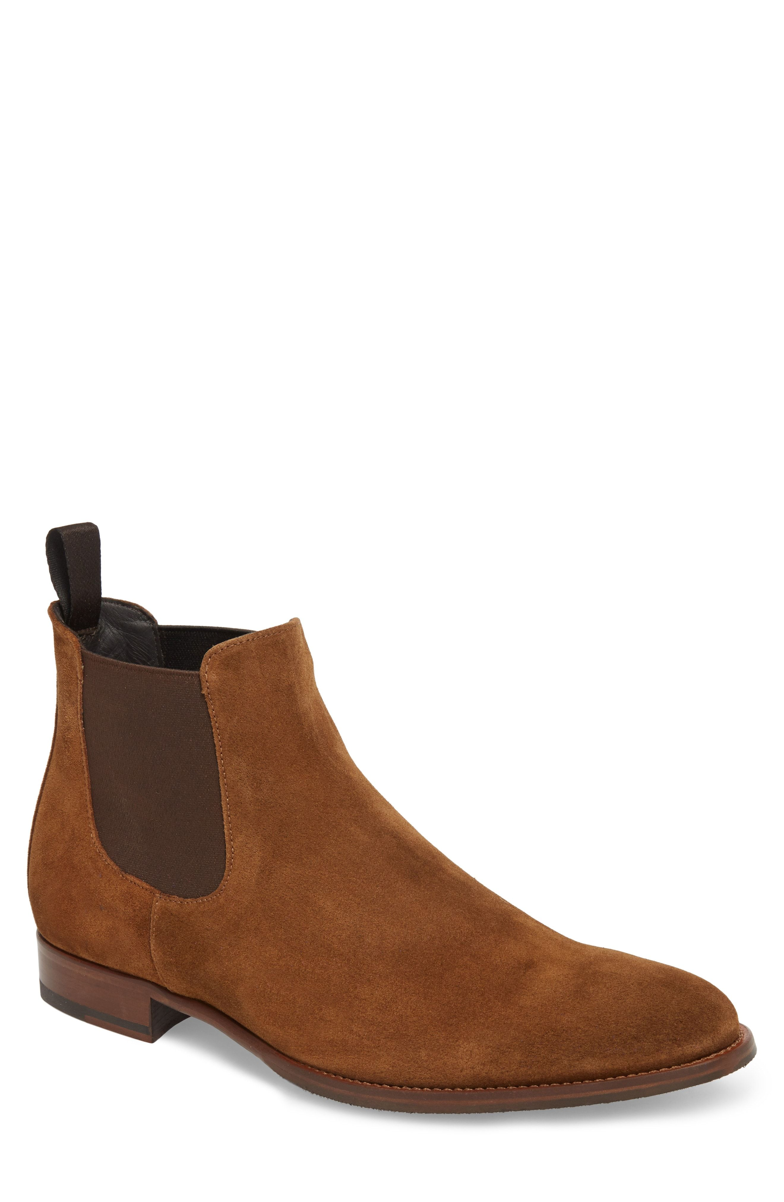 TO BOOT NEW YORK SHELBY MID CHELSEA BOOT. #tobootnewyork