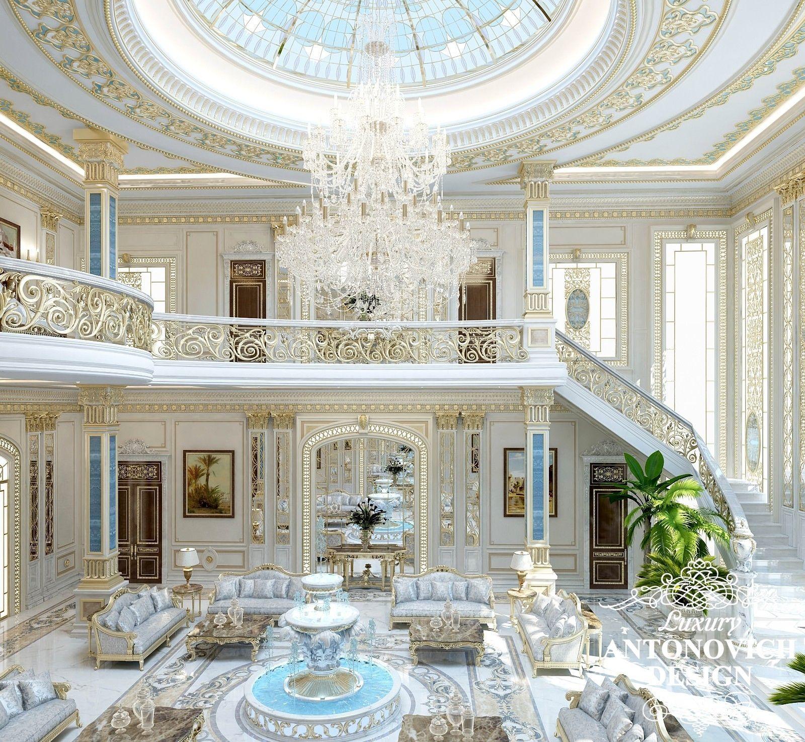 Красивые интерьеры домов | Luxury, Interiors and House