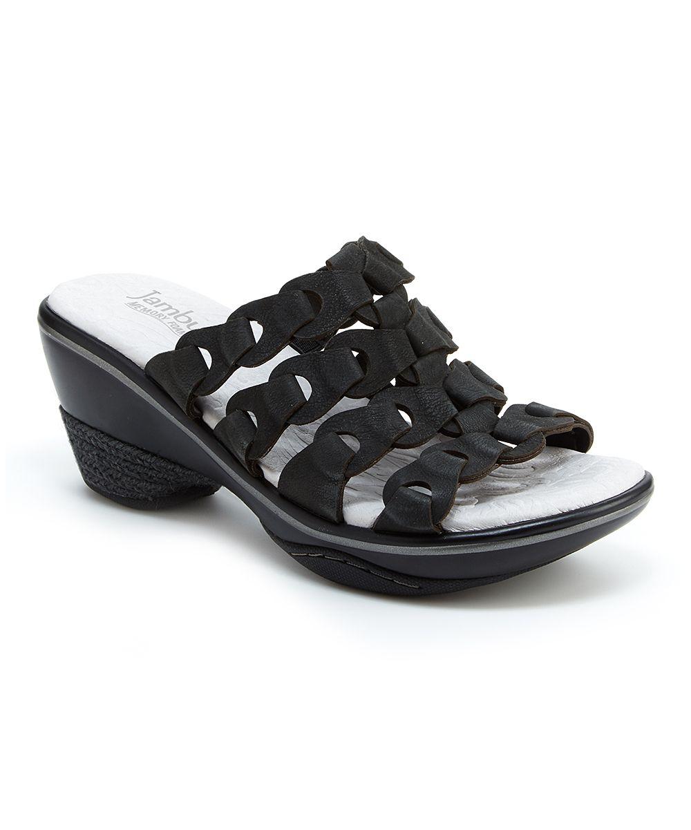 Black earth sandals - Black Earth Romance Leather Sandal Women