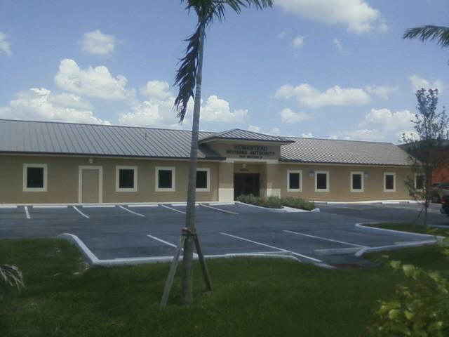 The New Homestead Housing Authority Miami Dade County