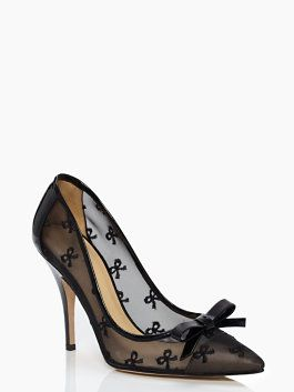 0156a5ae72c9 lisa heel. from Kate Spade. I love them so much!