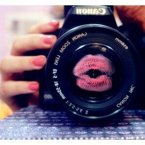 Camera with Kiss