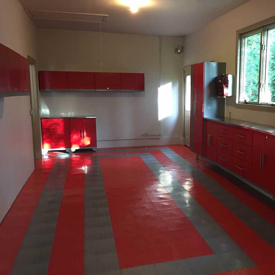 Garage Floor Tiles American Made Truelock Hd Racedeck Tile Garage Floor Tiles Garage Floor Tile Floor