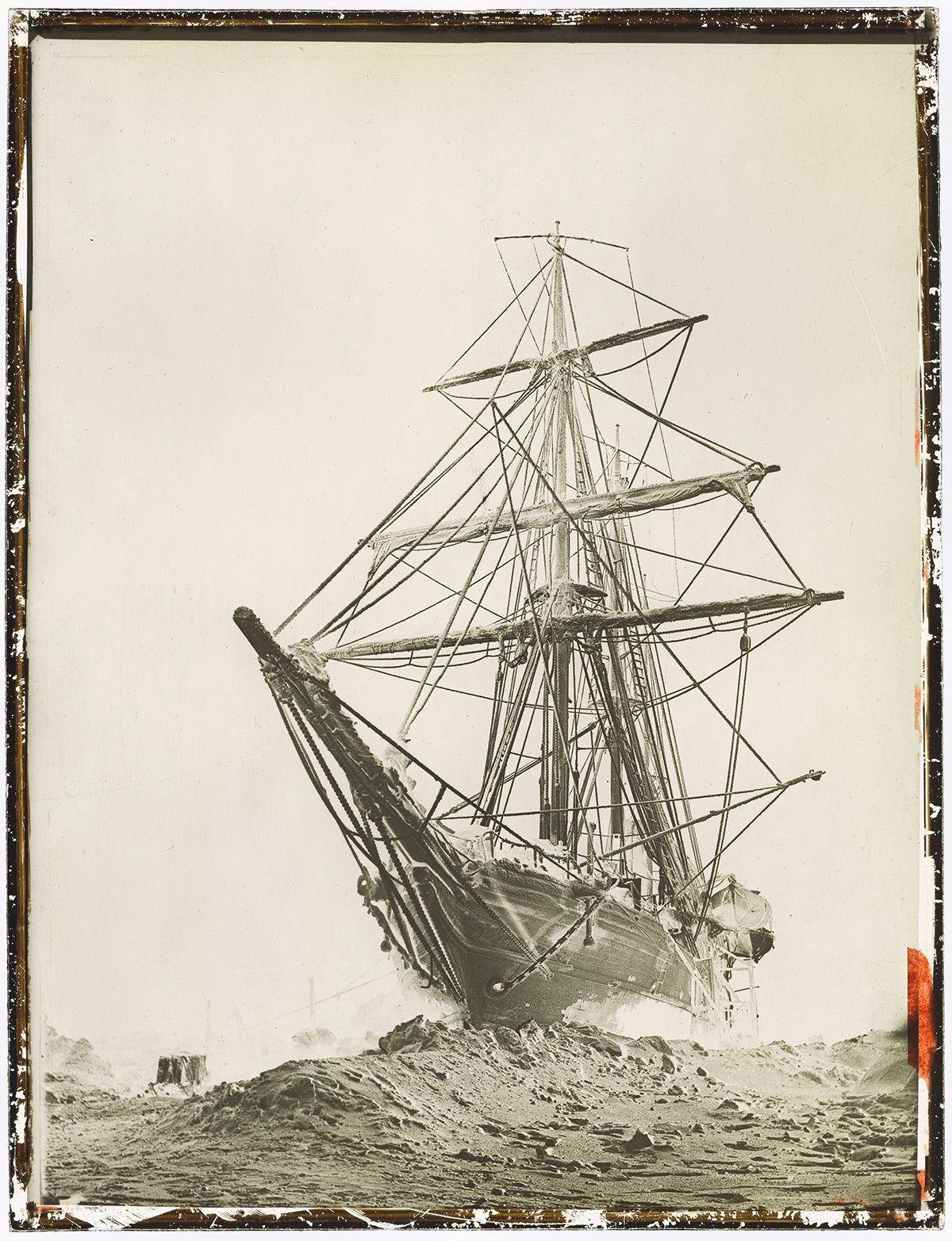 cd30e724d4 Newly Restored Photos of Shackleton's Fateful Antarctic Voyage Offer  Unprecedented Details of Survival