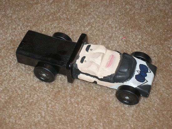 Looking for some amazing pinewood derby car design ideas? Boyslife ...