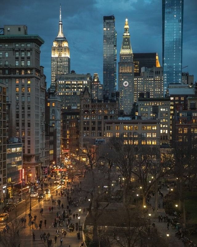 Empire State Beautiful By Sam Horine