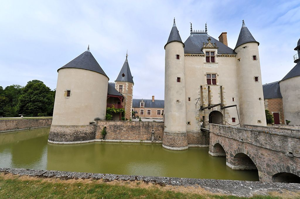 learn more at uploadwikimediaorg - Chateau De Chamerolles Mariage
