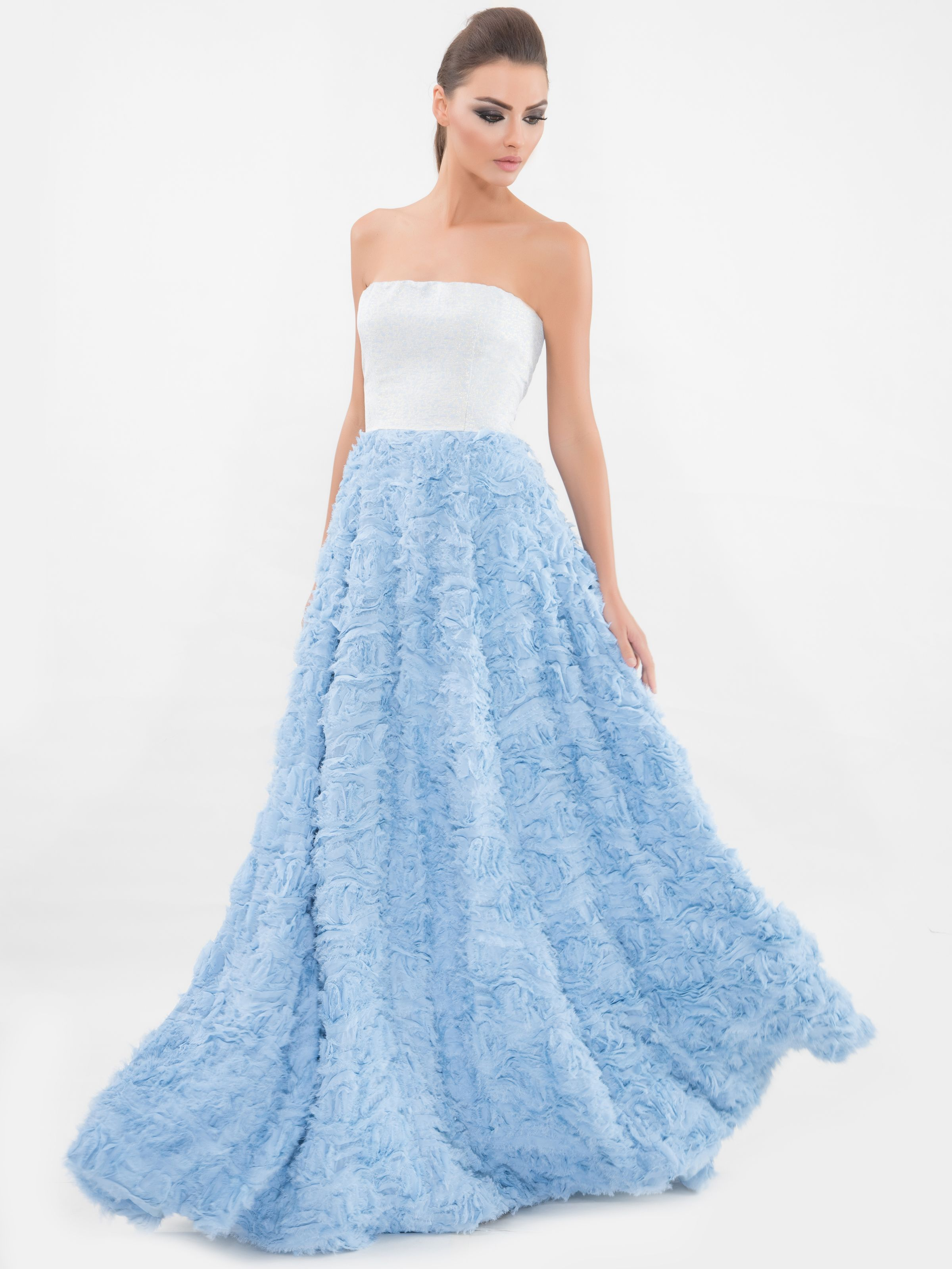 LUCIANA GOWN from BLACK HALO EVE BY LAUREL BERMAN | The Red Carpet ...