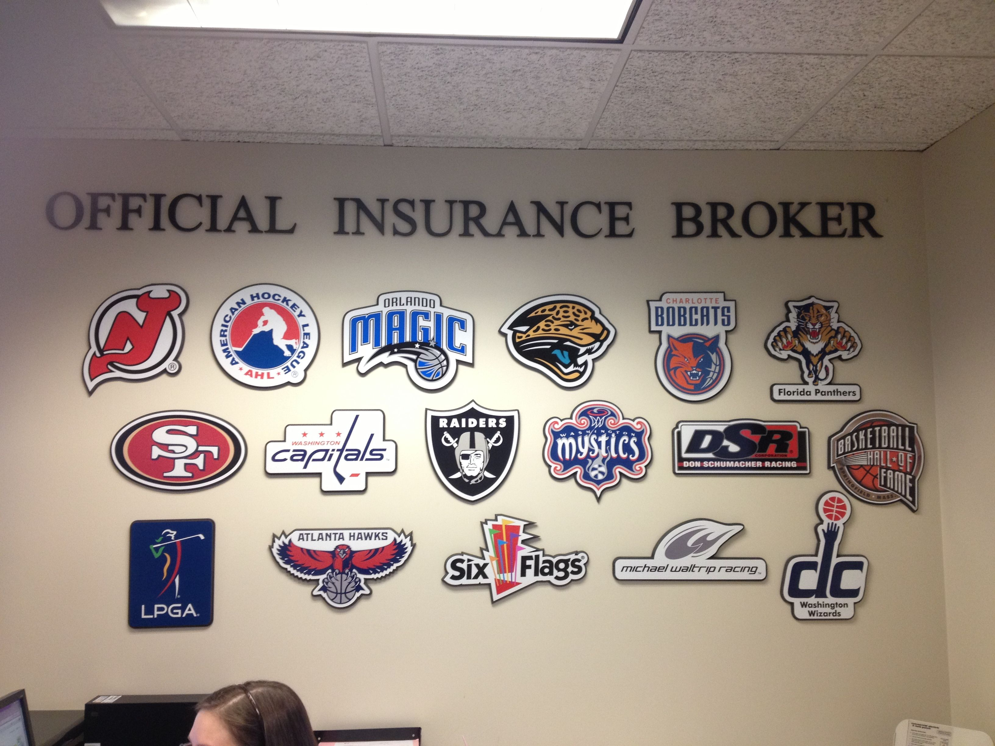 Insurance Office Of America Atlanta With Images Business